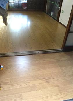 床はりイメージ