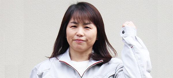 すまいるさん 横山洋子