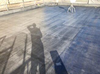 瑞浪市でマンション外壁塗装 外屋上防水工事 L1