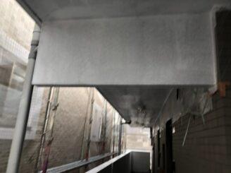瑞浪市でマンション外壁塗装 外壁下塗り塗装
