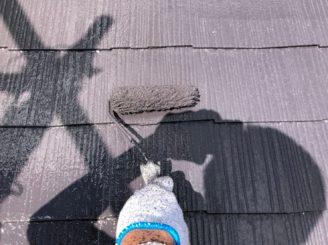 多治見市屋根塗り替えフッ素