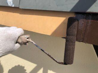 多治見市で屋根外壁塗り替え塗装 破風板塗り替え