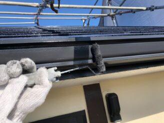 多治見市で屋根外壁塗装 付帯部塗装