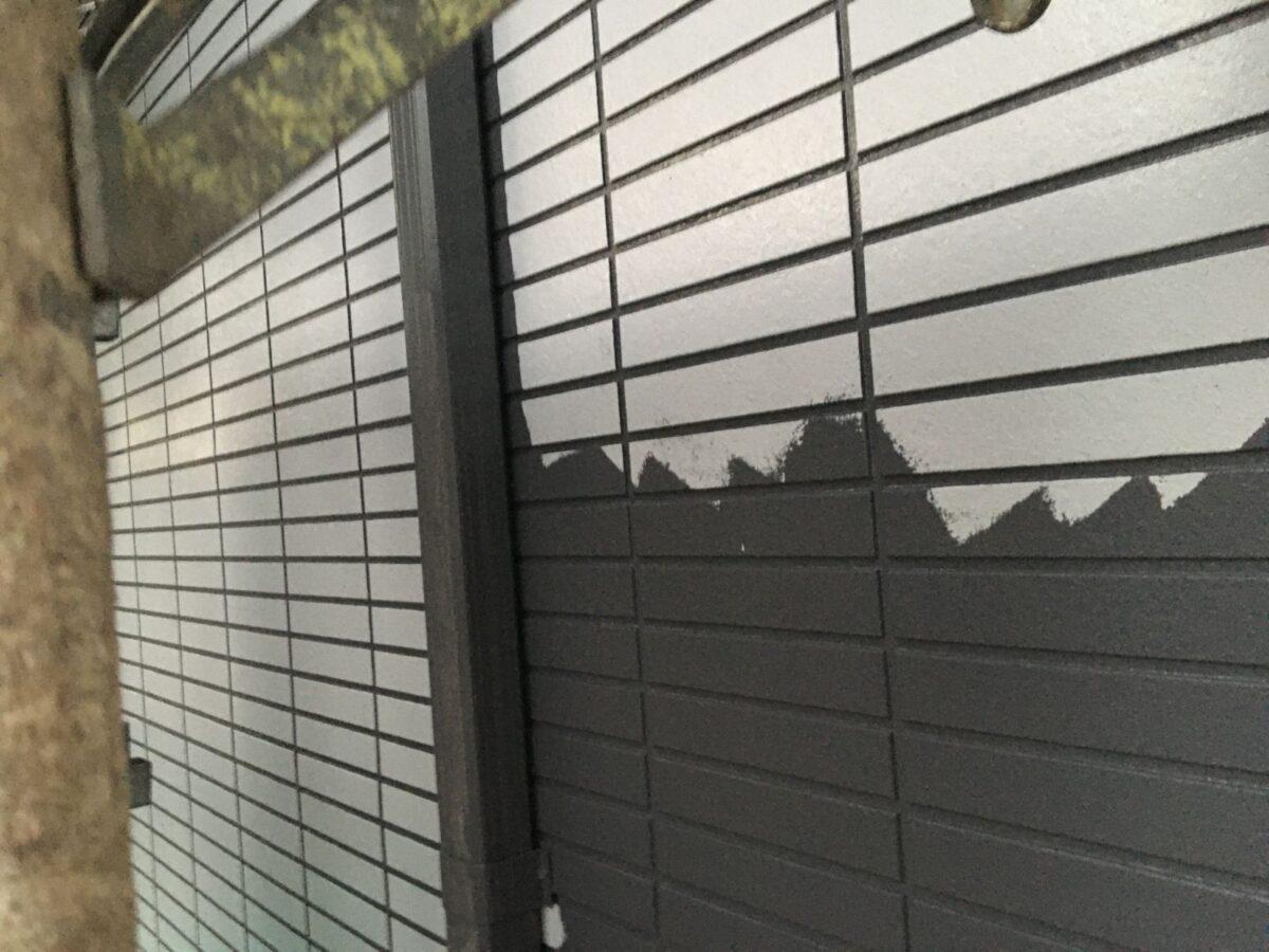 土岐市 外壁2色塗り 塗装のプロ