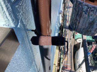 瀬戸市で屋根外壁塗装 縦樋塗り替え