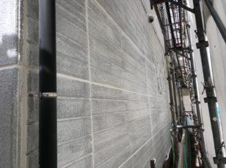 瀬戸市で屋根外壁塗装 下塗り完成