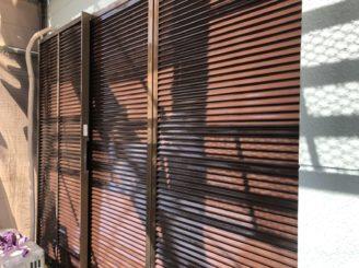 瀬戸市で屋根外壁塗装 雨戸塗装