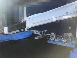 多治見市で作業車の塗り替え