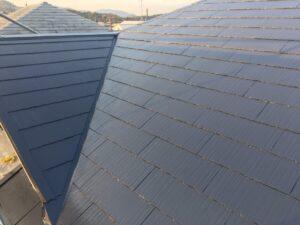 多治見市 屋根塗装 遮熱塗装施工実績NO1