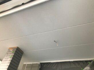 土岐市で屋根一部葺き替え 外壁塗り替え塗装 軒天塗り替え塗装