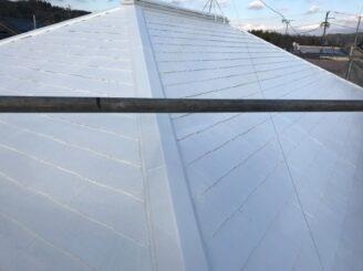 瑞浪市で屋根塗装 下塗り塗装