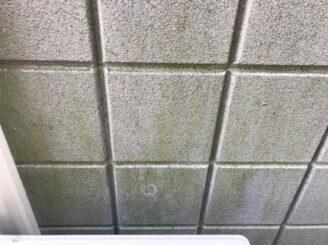 土岐市で屋根一部葺き替え 外壁塗り替え塗装 現調時