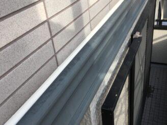土岐市でタイル部分の外壁の塗り替え 窓廻り増し打ちコーキング