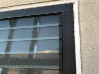 多治見市で屋根外壁塗 窓廻りコーキング