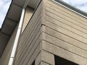 恵那市大井町で外壁塗装の劣化診断と現場調査にお伺いしました