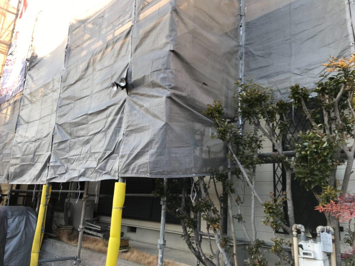 多治見市塗装防犯対策