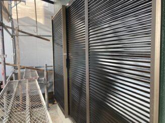 犬山市で屋根外壁塗装 雨戸塗装