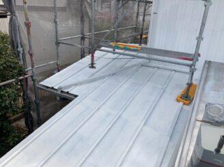 春日井市で屋根外壁塗り替え塗装 屋根塗り替え