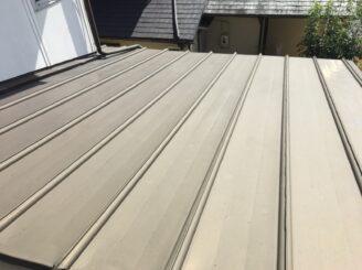 春日井市で屋根の塗り替え塗装前