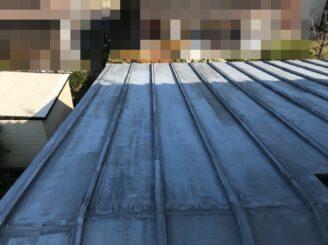 春日井市で屋根外壁塗り替え塗装 屋根塗り替え前