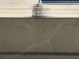多治見市で屋根外壁塗装 施工前