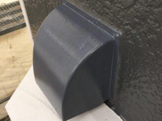 多治見市で屋根外壁塗り替え塗装 換気フードカバーの塗り替え