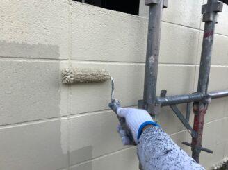 可児市で屋根外壁塗装 塀の塗り替え塗装