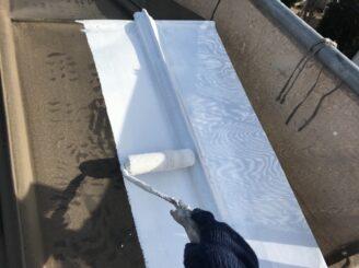 春日井市で屋根の塗り替え塗装