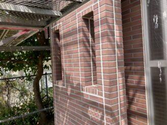 春日井市で屋根外壁塗り替え塗装 目地打ち替え