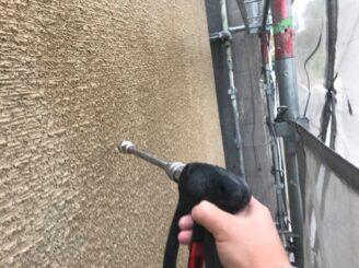 可児市で屋根外壁塗装 バイオ洗浄