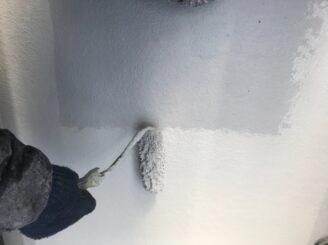 多治見市で屋根外壁塗装 ベランダ防水工事