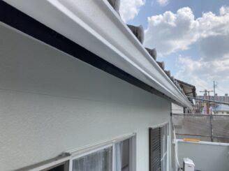 春日井市で屋根外壁塗り替え塗装 樋塗り替え