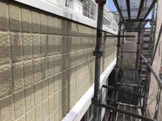 春日井市で外壁塗装 外壁バイオ洗浄
