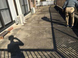 瑞浪市 屋上防水 コンクリートの防水