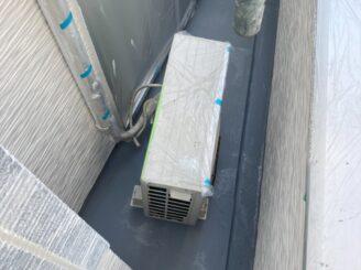 多治見市で外壁塗装 ベランダ防水工事 L1