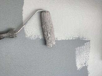 多治見市で外壁塗装 ベランダ防水工事 L4