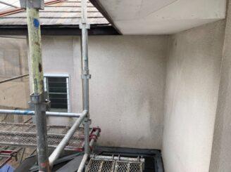 多治見市で外壁塗装 外壁のバイオ洗浄
