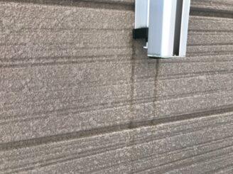 春日井市で屋根外壁塗装 塗り替え前写真