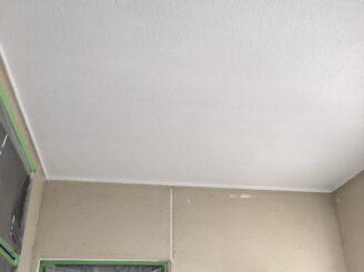 多治見市で外壁塗装 軒天井塗装