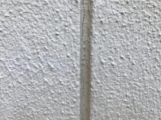 多治見市で外壁塗装 現調時写真