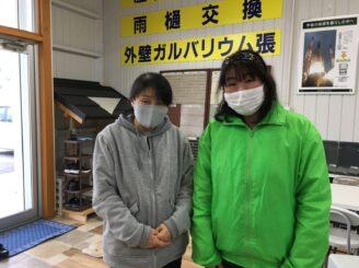 恵那市長島町中野で外壁塗装を施工です。長い間の問題を解決してくれました、ありがとう!