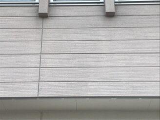 春日井市で屋根外壁塗装 ベランダ外壁塗り替え前写真