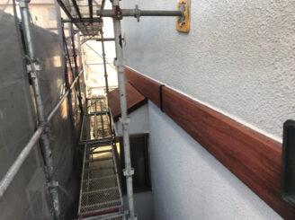 多治見市で屋根外壁塗装 コーキング