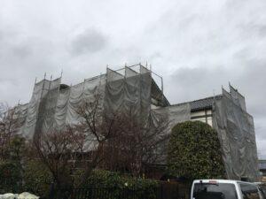 瑞浪市 外壁屋根塗装 家の壁の塗り替え