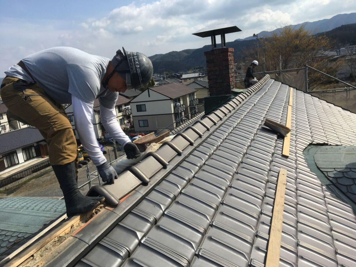 瑞浪市 屋根修理 屋根工事