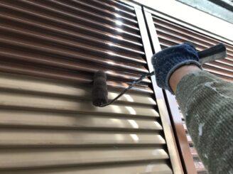 土岐市で外壁塗装 樋塗装