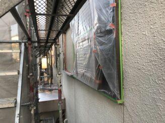 土岐市で外壁塗装 バイオ洗浄