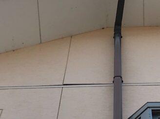 瑞浪で外壁塗装 シリコン塗料で塗り替え 目地亀裂 隙間 目地剥離 外壁材の浮き