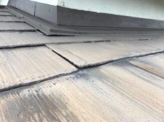 可児市で屋根カバー工法 ガルテクト 外壁塗り替え工事