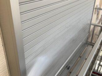 瑞浪で外壁塗装 外壁のバイオ洗浄 高圧洗浄